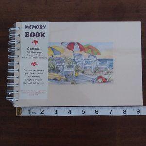 Beach Themed Memory Book/Scrapbook
